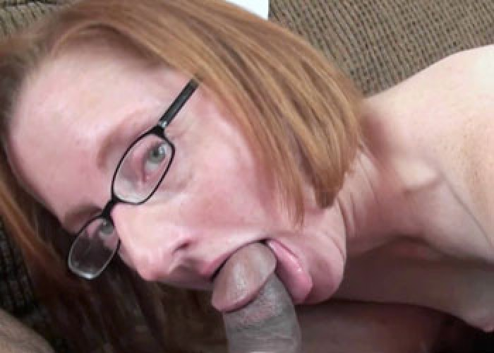 Layla Redd gives Jupa a blowjob