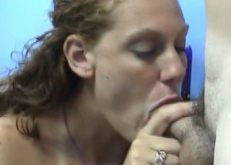 Mariah's wild blowjob contest